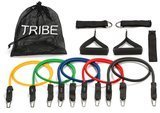 Tribe 11 Piece Resistance Band Set