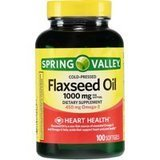 Spring Valley Cold-Pressed Flaxseed Oil