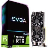 EVGA GeForce RTX 2070 Black Gaming, 8GB GDDR6, Dual HDB Fans Graphics Card