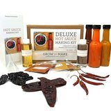 Grow and Make Deluxe Hot Sauce Making Kit