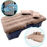 HIRALIY Car Inflatable Mattress with Electric Pump