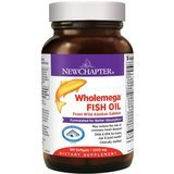New Chapter WholeMega Fish Oil Supplement