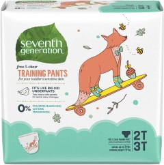 Seventh Generation Free and Clear Training Pants