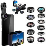 Shuttermoon Phone Camera Lens 5-in-1 Kit