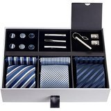 TAVATO Premium Men's Gift Tie Set