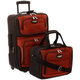 Traveler's Choice Travel Select Amsterdam Carry-On Luggage Set